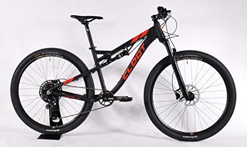 CLOOT Bicicleta Doble Suspension Control 4.0 Boost, SRAM EGALE 12v, Horquilla Rockshox Judy y Amortiguador Sontour Edge, Frenos hidráulicos Shimano. (Talla L (1.79-1.88)
