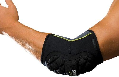 SELECT coudière de Handball Tour de coude 32-34 cm Noir - Noir