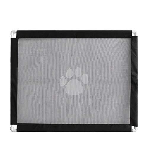 TIGOWL Faltbarer Hund Magische Tür Haustier Sicherheitstür Hund Sicherheitspersonal Und Installieren Hund Schutzgehäuse Hundezaun