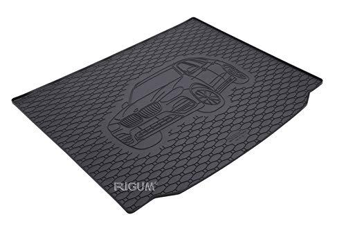 ilTappetoAuto by Fabbri 3 - 20B-803020 - Compatible avec Tapis sur Mesure en Caoutchouc pour Coffre de Voiture pour BMW X3