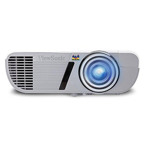ViewSonic PJD6552LWS 3500 Lumens WXGA HDMI Short Throw Network Projector