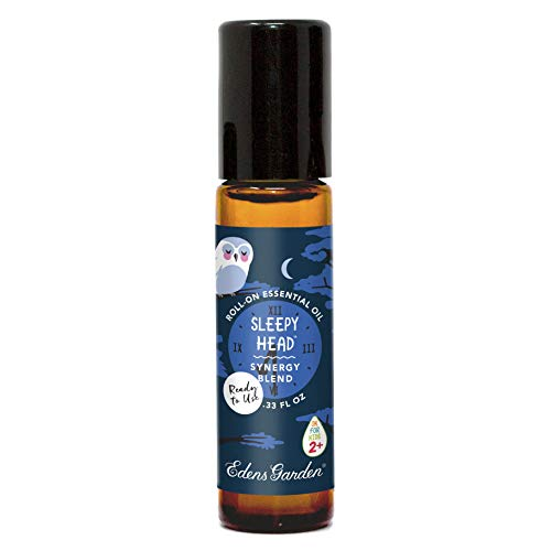Edens Garden Sleepy Head'OK For Kids' Essential Oil Synergy...