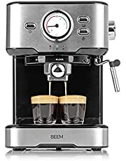 BEEM Süzgeç Espresso Makinesi