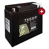 51913 TECNO GEL-Batterie für K 1200 RS ABS Baujahr 1997-2005