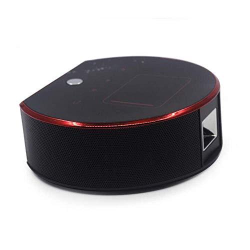 WIFI Pequeño proyector casero, multi-ángulo de Bluetooth móvil de alimentación del proyector, la resolución es 1280X720, ayuda 1080P, conveniente for la oficina, cine en casa, Entretenimiento ZHNGHENG