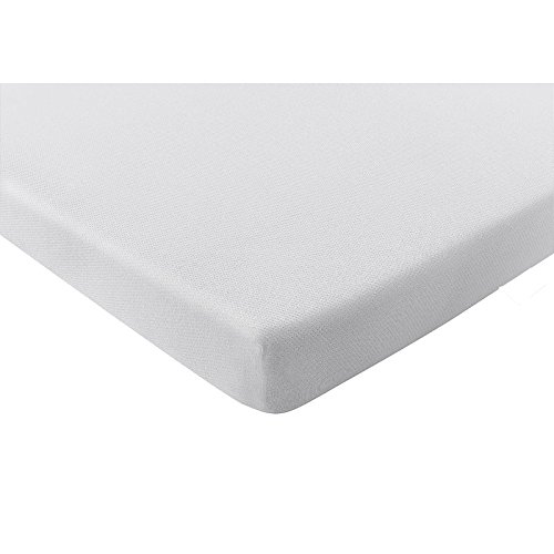 Comfortable 14cm Depth Foam Mattress with Soft Touch Quilted Knit Cover (Hypoallergenic) (Single (3'))