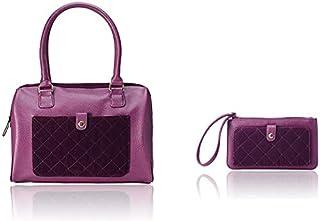 Oriflame Purples kit bag and Purse