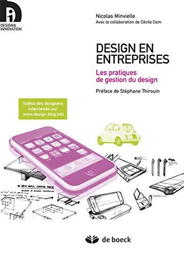 Design en Entreprises les Pratiques de Gestion du Design