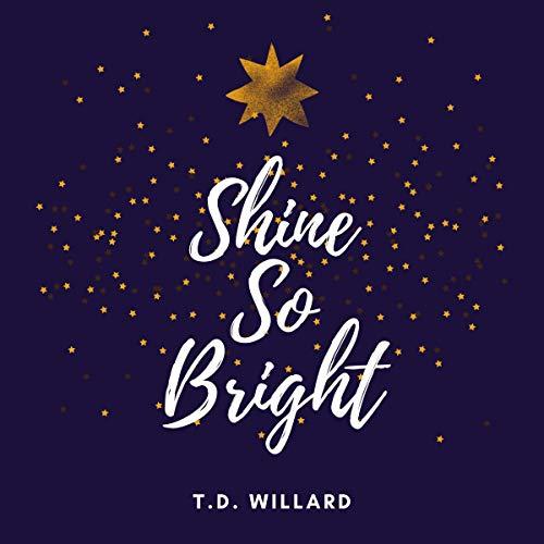 Diseño de la portada del título Shine So Bright