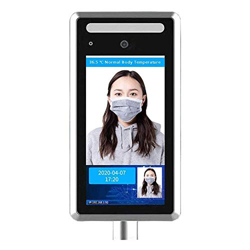 Find Discount Infrared Face Recognition Body Temperature Non-Contact Measurement System for Entrance...