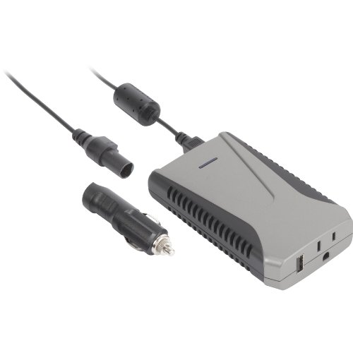 Black 3-pin Targus 120W AC Adapter for Docking Stations ACP71 and ACP77 ACX100USZ