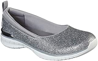 Concept 3 by Skechers Women's Liana Fashion Slip-on Sneaker