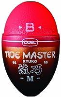 DUEL(デュエル) フカセウキ TGタイドマスター 流巧 M 3B 自重:8.1g G1239- 磯釣り