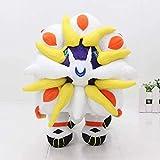 buyaoku - Juguete de Peluche para Mascotas de 12 Pulgadas, Legendario Sol y Luna, Regalo de cumpleaños para Celebrar