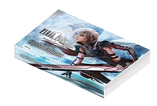 Square Enix Final Fantasy TCG Opus XIII Crystal Radiance Prerelease Kit
