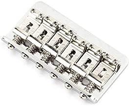 Fender 6-Saddle Hardtail Classic/Standard Series Bridge Assembly - Chrome