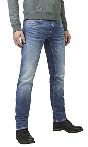 PME Legend Herren Jeans Skymaster Regular Tapered Fit Blueblack (84) 33/32