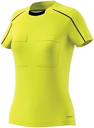 Adidas Ref16 W JSY Camiseta de Manga Corta para Mujer