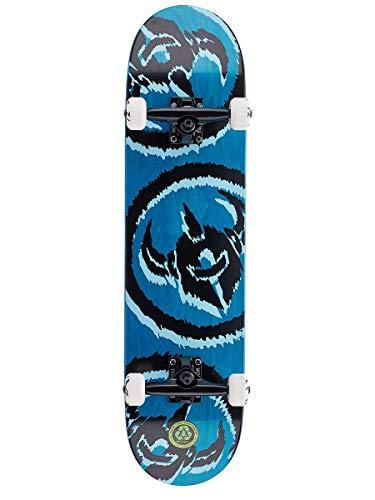 Darkstar Dissent - Skateboard completo, colore: Blu 7.875