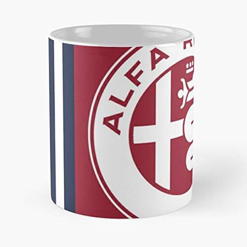 Romeo Alfa Best 11 oz Kaffeebecher - Nespresso Tassen Kaffee Motive