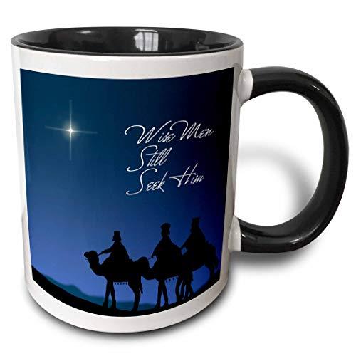 Los reyes magos todavía lo buscan siguiendo la estrella de Navidad -...