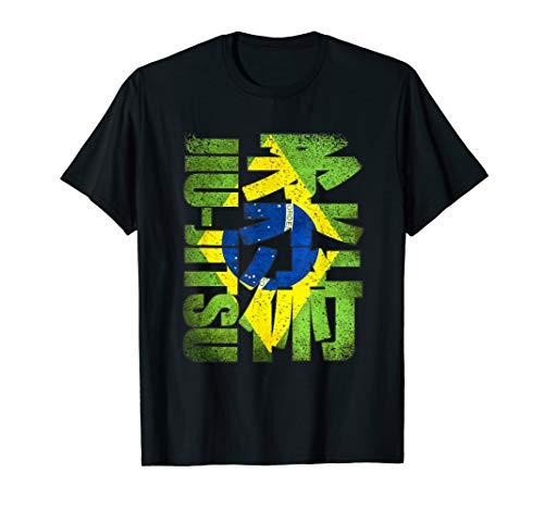 Brasilianer Jiu Jitsu - Bjj - Brasil Jiujitsu, MMA Gewinner T-Shirt