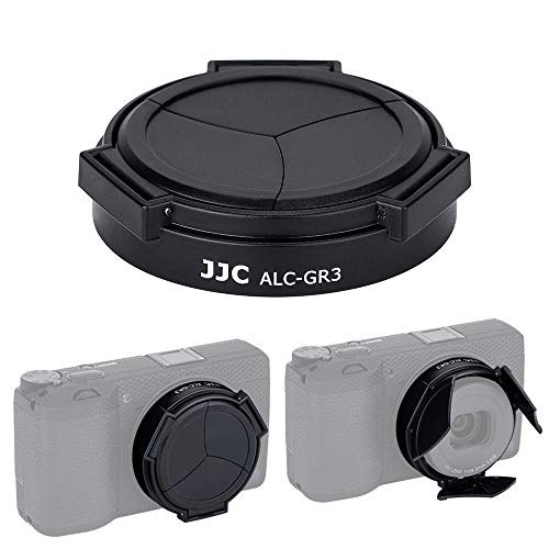 JJC Protector de lente para cámara de cámara digital Ricoh GR III