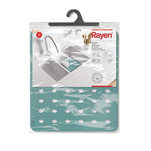 Rayen Salvaplatos M | Protege la vajilla | Co Orificios de Drenaje...