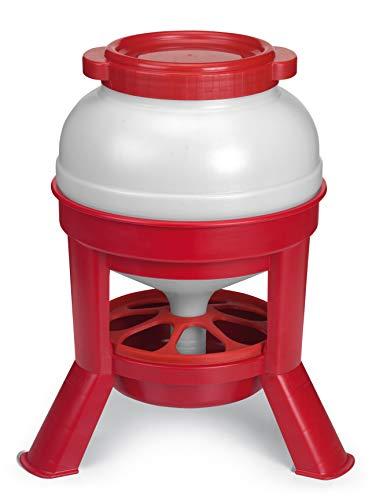 Gaun 20 Liter Chicken Hopper Feeder