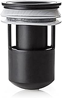 XJJZS Cuisine Toilette Plancher de Plancher Anti-Odeur Filtre d'égout désodorisant de Sol vidage Core Cuisine évier Joint ...