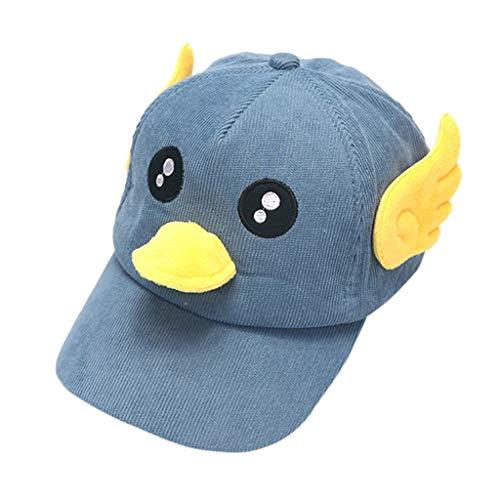 Allence - Sombrero de pescador para bebé, para la playa o el verano, azul, Talla única
