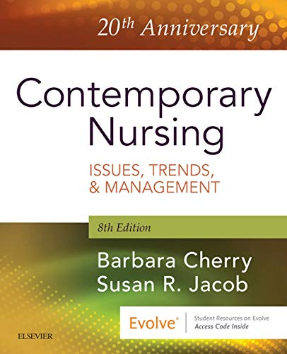 41pCSrYh3tL - Contemporary Nursing E-Book: Issues, Trends, & Management