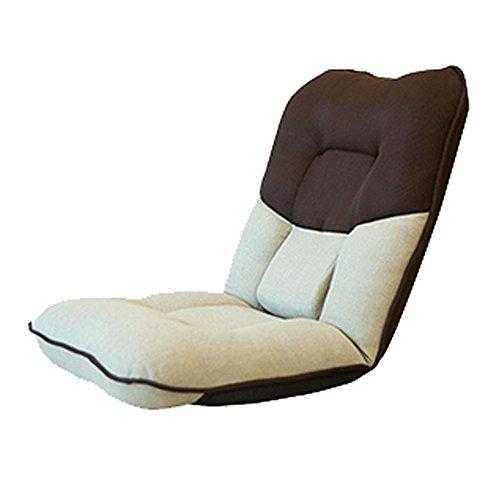L-R-S-F Canapé paresseux, canapé arrière épais, canapé-lit simple baie, chaise balcon (Couleur : # 3)