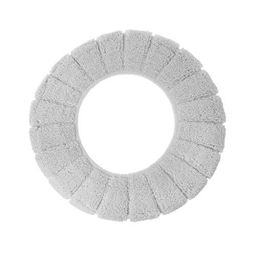 CarryKT Comfort-WC-zitkussen winterclose mat zacht verwarmd waskussen badaccessoires