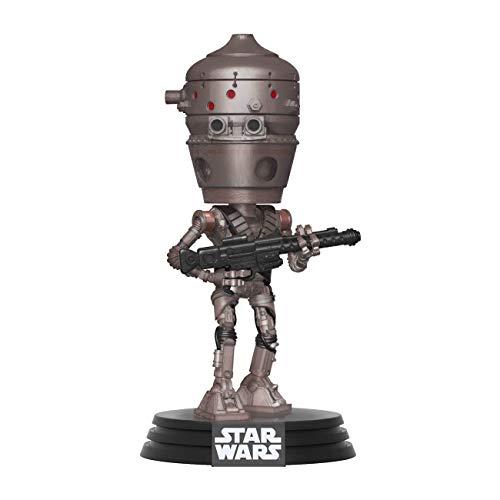 Funko - Pop! Bobble Vinyle: Star Wars The Mandalorian - IG-11 Figura Coleccionable, Multicolor (42064)