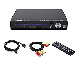 The 10 Best Dvd Player With Divxs