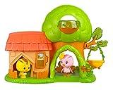KATURI - Juguete para Familia Playset casera con árbol multiactividades para bebé a Partir de 3 años, Figuras de 6 cm de Dibujo Animado, EU810510