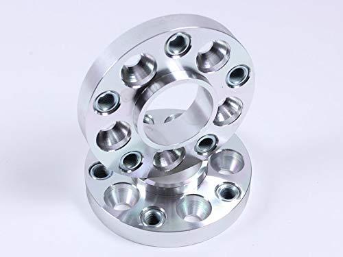 Adapterplatten Lochkreisadapter 5x100 auf 5x112 20mm Neu 5100-5112-20P