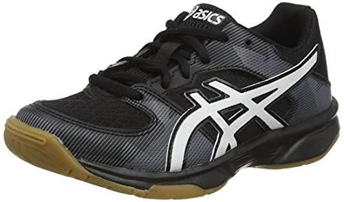 ASICS 1074A014-003_36 Volleyball Shoes, Black, EU