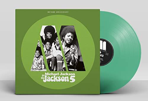 Motown Anniversary: Michael Jackson & The Jackson 5 (Green Vinyl) [Vinyl LP]