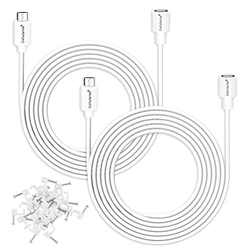 Cable Micro Usb 3m  marca Cellularize