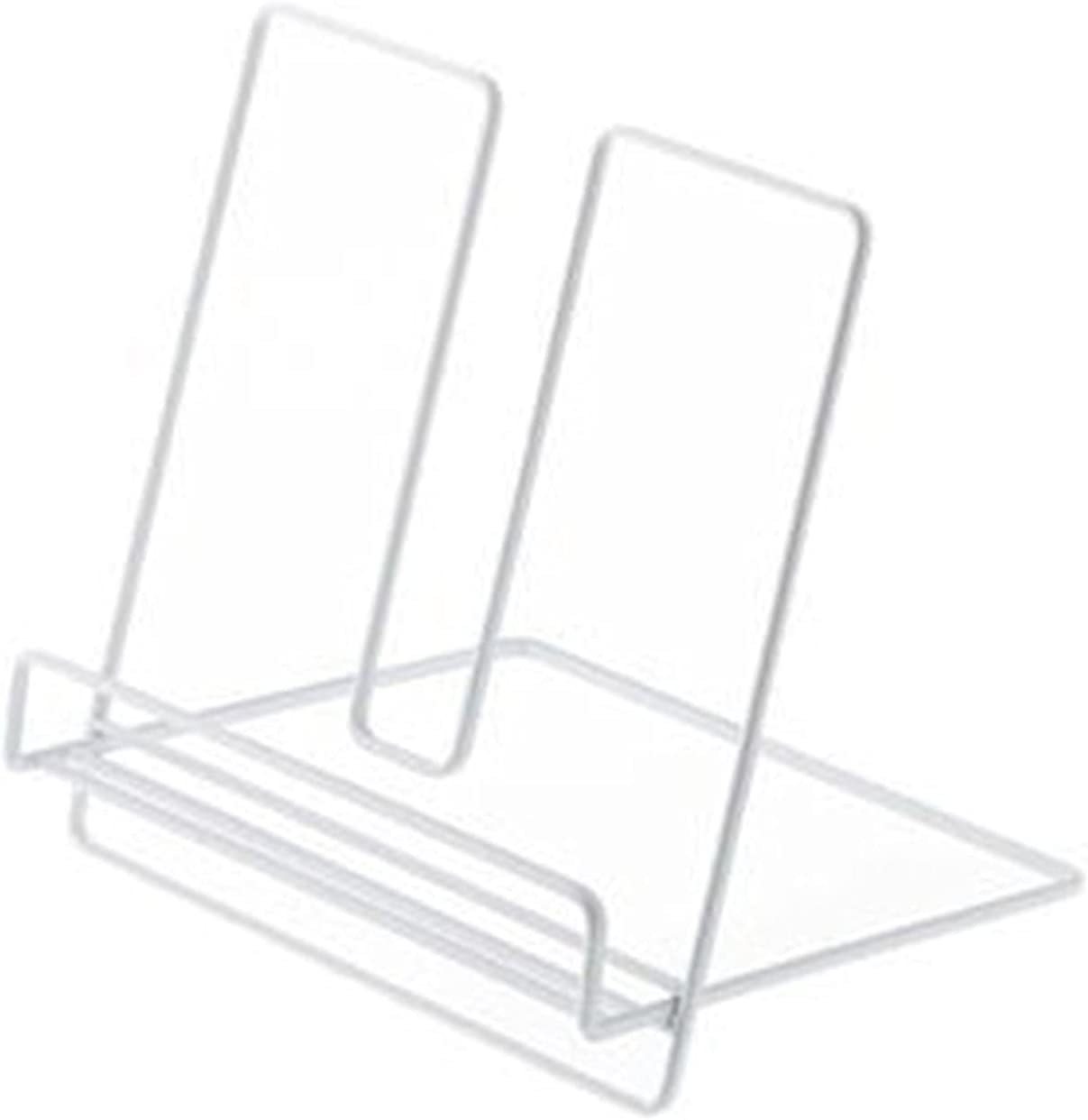 Yinuoday Recipe Book Stand Cookbook Stands Holder for Textbook R