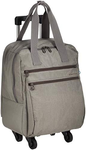 [ワールドトラベラー] スーツケース カペラTR サイレントキャスター 機内持ち込み可 22L 40 cm 1.7kg グレージュ