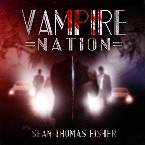 Vampire Nation audiobook cover art