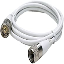 COAXIAL ANTENNA CABLE 5' W/FIT