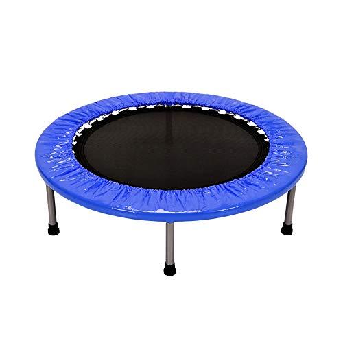 Nologo WMKEDA-Haute qualité, Fitness Silencieux Trampoline, Centre de Remise en Forme Gym Trampoline for l'intérieur, Ressort intérieur et extérieur Trampoline, for Les Enfants Adultes, Vaut la Peine