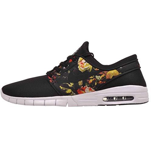Nike Stefan Janoski MAX Mens Fashion-Sneakers 631303-029_8 - Black/Black-Multi-Color