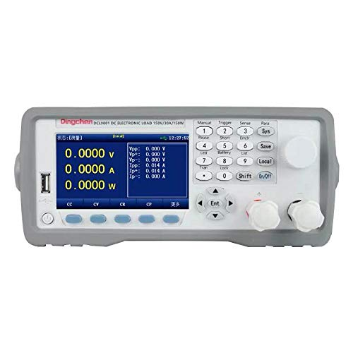 Great Deal! DCL9003A Programmable DC Electronic Load with 500V 15A 300W with Ripple Sampling