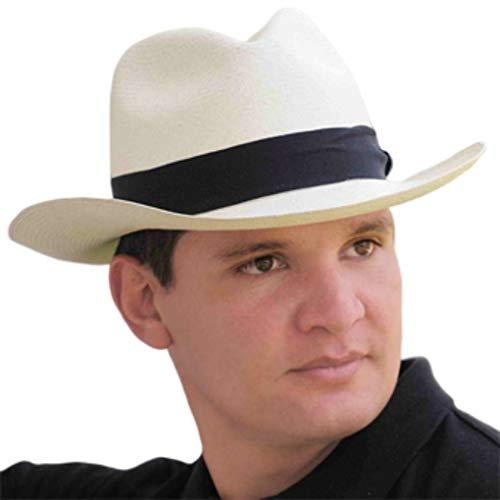 Gamboa Sombrero de Panama Genuino Sombrero de Lujo Montecristi