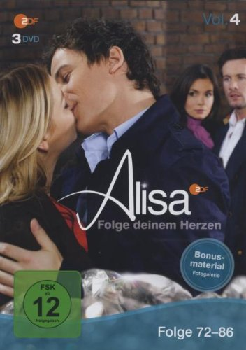 Alisa - Folge deinem Herzen, Vol. 04 [3 DVDs]